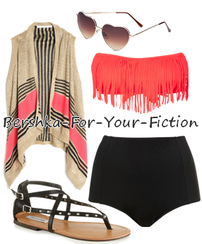 Articles de bershka for your fiction tagg s tenue de plage maillot de bain page 4 peace - Tenue de plage ...