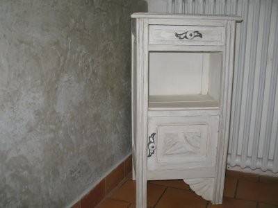 Patine sur bois blog de sylviedecors for Patine sur meuble ancien