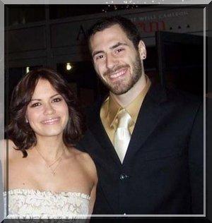 Bethany Joy Galeotti couple