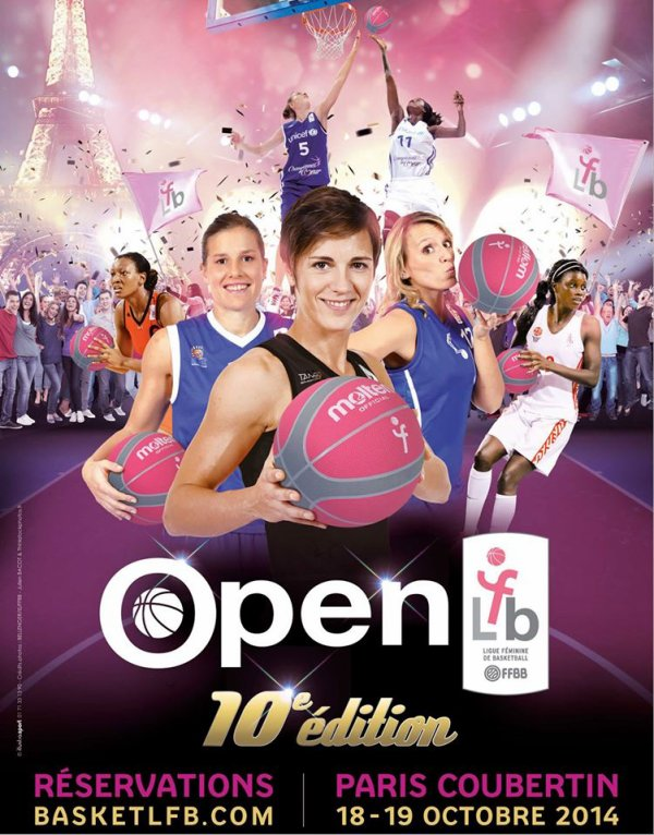 OPEN LFB 2014 - 10�me �dition