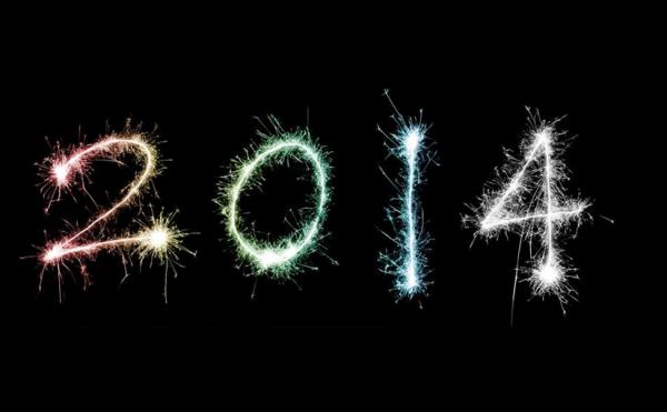 Bonne ann�e 2014 � tous