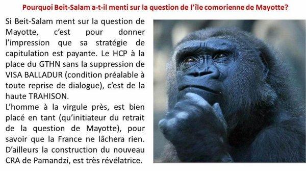 Mensonges et désinformation, lorsque les Comores perdent pied et sombrent dans la démagogie…