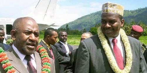 Comores: Les partis reagissent contre le séparatisme
