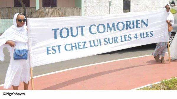 Mayotte : Un Mahorais défend la souveraineté des Comores sur l'île