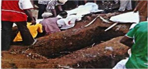 Mamoudzou : les réticences de la mairie pour inhumer deux naufragés