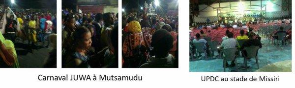 Législatives : Ambiance à Mutsa