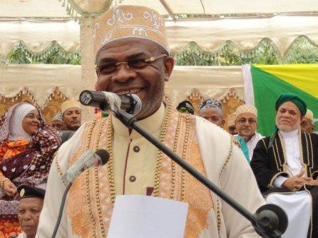 COMORES / ANJOUAN : Gouverneur Anissi et l'impossible équation JUWA