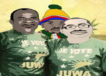 Comores / Elections : Lé JUWA au rendez-vous