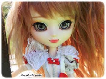 Yuki ~Pullip Snow White~Ma deuxi�me Pullip~