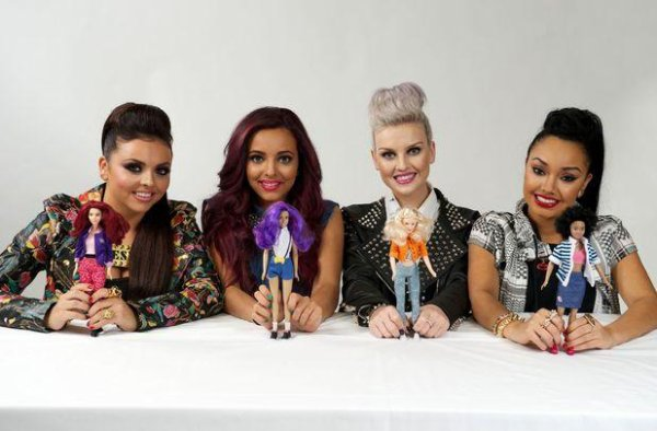 Little Mix - Poup�es