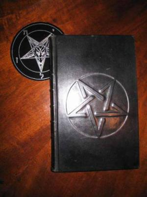 OF SATAN THE BOOK BLACK