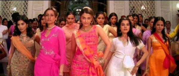 Trop contente je m 39 clate a regarder coup de foudre a - Aishwarya rai coup de foudre a bollywood ...