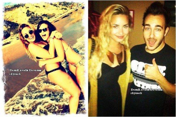 Demi Lovato & Simon Cowell : Il parle de Niall Horan ( 1D )