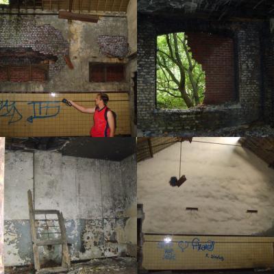 Etrange maison abandonn e groupe paranormal de belgique - Maison abandonnee belgique ...