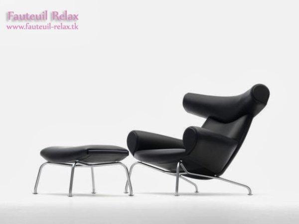 articles de fauteuil relax tagg s fauteuil boeuf design scandinave les meilleurs des. Black Bedroom Furniture Sets. Home Design Ideas