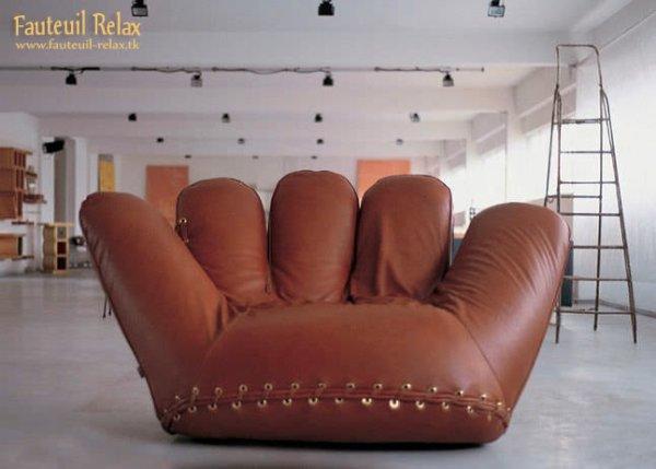 Articles de fauteuil relax tagg s fauteuil main les meilleurs d - Fauteuil forme de main ...