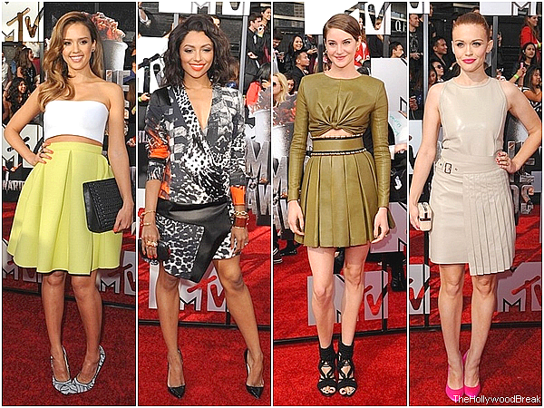 MTV MOVIE AWARDS 2014  •  PEOPLE