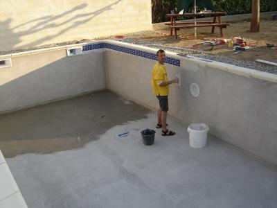Mosaique ma piscine for Frise piscine design