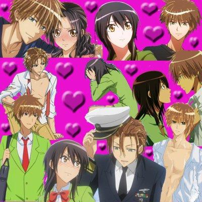 Fanfic OS Kaichou wa maid sama : Amour � trois
