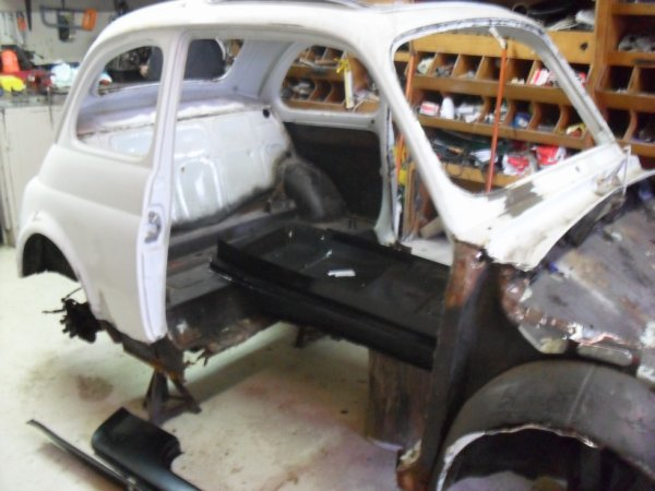 fiat 500 2 damiano restauration fiat 500. Black Bedroom Furniture Sets. Home Design Ideas