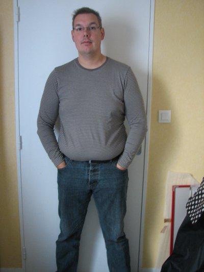 Voil mon homme apr s 25semaines de perte de poids ma - Perte de poids apres retour de couche ...