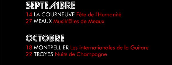 Bernard Lavilliers sur les festivals de l'�t�