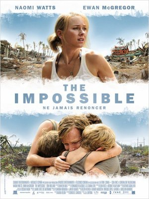 """ The impossible "" avec Naomi Watts et Ewan McGregor"