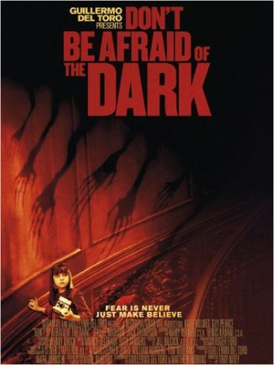 """ Don't be afraid of the dark "" avec Katie Holmes"