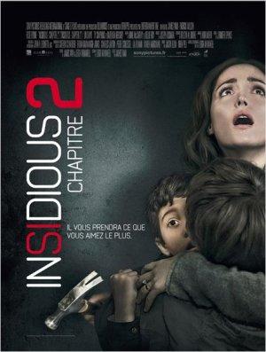 """ Insidious : Chapitre 2 "" avec Patrick Wilson"