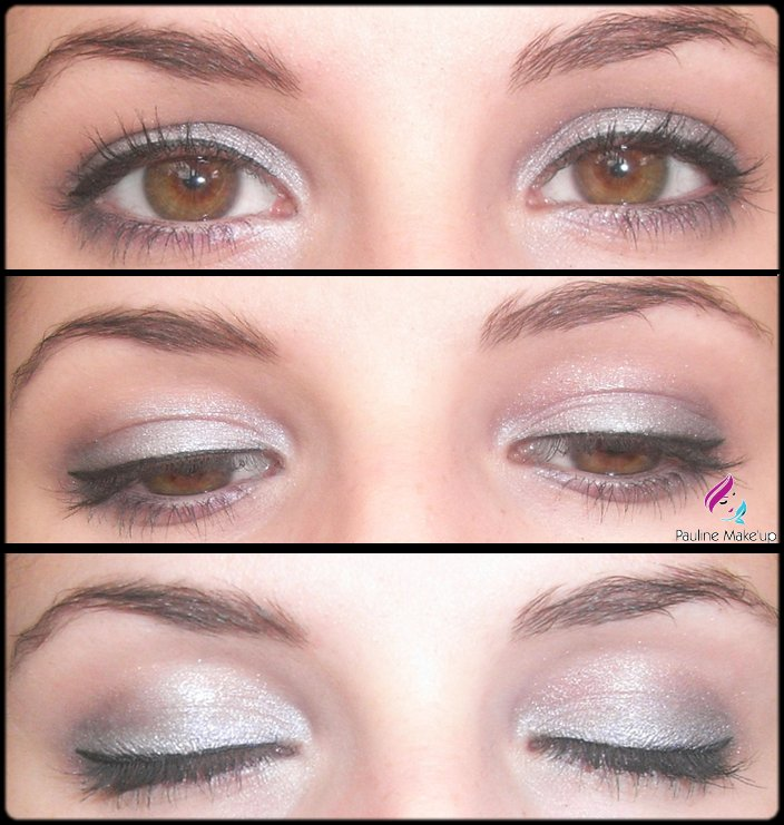 Maquillage Pour Yeux Marron Vert Pauline Make 39 Up