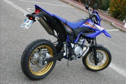 Wr 125cc X