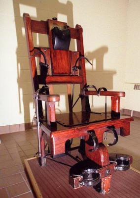 Blog de sur la chaise electrique blog de sur la chaise electrique - Execution chaise electrique ...