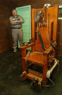 Blog de sur la chaise electrique blog de sur la chaise - Execution en direct chaise electrique ...