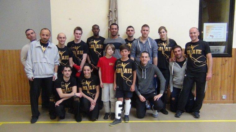 1er tour Challenge du Rh�ne et Interclubs Jeunes - 05/01/14