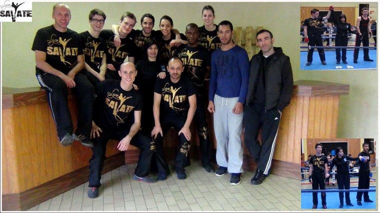 2�me tour du Challenge & Championnat du Rh�ne Jeunes - 19/01/14