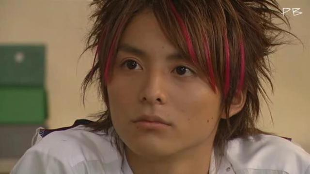 Koike Teppei dragon zakura