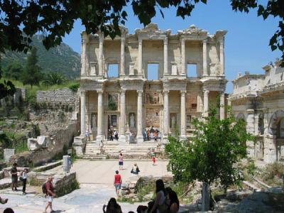 Ephese Turquie Merveille du Monde Des 7 Merveilles du Monde