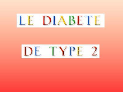 ald diabète type 2