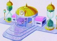 La salle de l 39 esprit et du temps kakarot is the best - Salle de l esprit et du temps ...