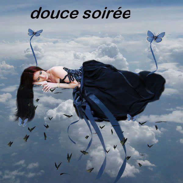 DOUCE SOIREE ET BONNE NUIT ... FAITES DE BEAUX REVES ... BISOUS ET A DEMAIN  !!!