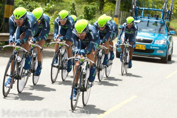 Transferts : Le r�capitulatif World Tour 2013-2014 (12) : TEAM MOVISTAR